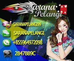 #saranapelangi #agenpoker #bandarpoker #bandardominoqq Link Aternatif: www.saranapelangi.com www.saranapelangi.net www.saranapelangi.asia