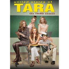 72 best new audio and video sampler images on pinterest book united states of tara third season fandeluxe Images