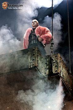 Till Lindemann - Pink Fru Fru Till! #TillLindemann #Rammstein