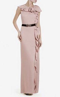 BCBG MAXAZRIA Nanci Dress Lavender Size 10 #403 NWT #BCBGMAXAZRIA #BallGown #Formal