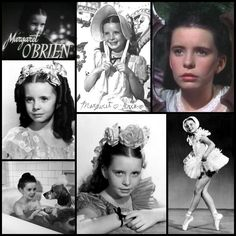 My very favourite actress..    Margaret O'Brien...