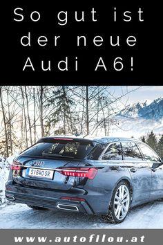 Erster Test des Audi e-tron, TT, & Avant! Audi Q3, Audi A6 Avant, Lupe, Kia Optima, Bmw, Economy Car, Vehicles, Ring