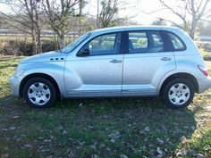 2008 Chrysler PT Cruiser - silver - 66K - ?MPG - $8,990 - Cars America dream car