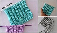 BELDE DARALAN BURGULU İNCE BELLİ KADIN YELEK | Nazarca.com Crochet Motif, Crochet Hats, Irish Lace, Cross Stitch Patterns, Knitting, Lace, Log Projects, Crochet Baby Cocoon, Knitted Baby