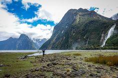 Milford Sounds South Island, NZ