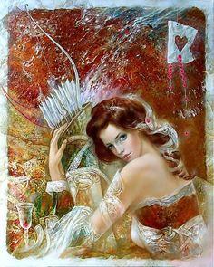 Surpreendentes pinturas fantasia por Stanislav Sugintas
