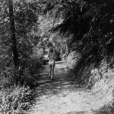 Not published in LIFE. Marilyn Monroe, 24, in Griffith Park, Los Angeles, 1950