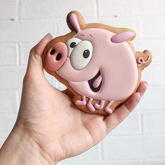 Свинок заказывали?!
