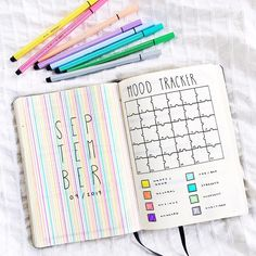How is it September already? Well, I'll spend the f… – Bullet journal Bullet Journal School, Bullet Journal Première Page, Bullet Journal Netflix, Bullet Journal Writing, Bullet Journal Headers, Bullet Journal Aesthetic, Bullet Journal Tracker, Bullet Journal Spread, Bullet Journal Inspo