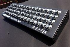 MATRIXSYNTH: Doepfer Drehbank MIDI Controller 64 Knobs, 4 Banks...