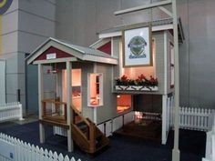 Dog House Plans | 20 Beautiful and Funny Dog house plans for your inspiration #DogHouses