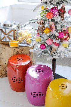 La Dolce Vita: Color Story: Maria Barros + Christmas