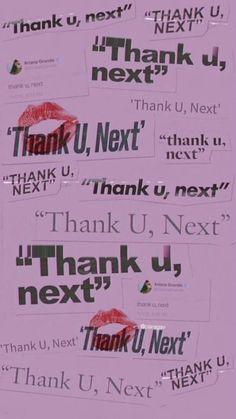 Thank U , next wallpaper Next Wallpaper, Wallpaper World, Trendy Wallpaper, Tumblr Wallpaper, Cute Wallpapers, Fashion Wallpaper, Pink Wallpaper, Phone Wallpapers, Desktop
