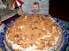 In Mama Joe's Shadow~'Cooking With Adele's' Best Recipes: BUTTERFINGER PIE