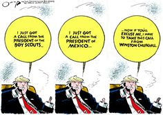 Jack Ohman by Jack Ohman for Aug 3, 2017   Read Comic Strips at GoComics.com