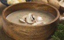 μανιταρόσουπα βελουτέ με μουστάρδα  4.0/5 κατάταξη (1 ψήφοι)