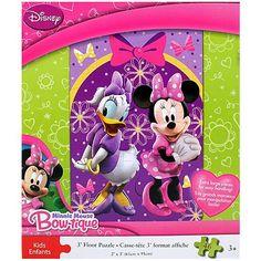 Minnie Mouse Bow-tique 3 Foot Floor Puzzle [46 Pieces]$16.99