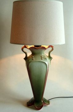 Art Nouveau french table lamp -vase https://www.etsy.com/your/shops/DALESARTS/tools/listings/view:table,stats:true/236783010