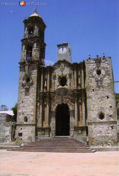 Fotos de San Juan Totolac, Tlaxcala, México: Parroquia de San Juán Totolac, Tlaxcala.