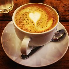 Good Morning to start with....#coffee #capachino #heartshapecoffeeart #cafe #cafelife #cafeteria #coffeaddict #coffeart