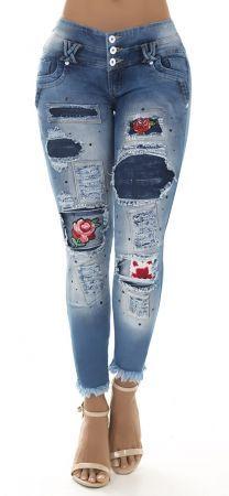 Jeans levanta cola WOW 86179