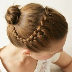 30 Fabulous Braided Updos For Modern-Day Princesses