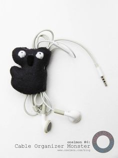 Cable Organizer Monster