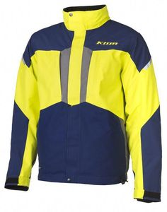 Chaqueta DE Verano para Hombre REVIT Vertex Air Black-Yellow Neon Size XL