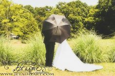 Military wedding bride and Groom pose by Jaemi Hemphill