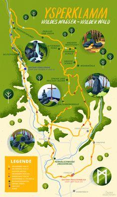 Map Maker, Nature Illustration, Freelance Illustrator, Colored Pencils, Illustrations, Big Scarves, Tours, Woodland Forest, Cards