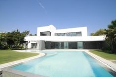 Beachfront residence in Marbella East