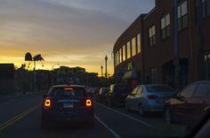 Sunset #PorterSquare #CambMA #CambridgeMA