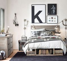 18 Brilliant Teenage Boys Room Designs Defined by Authenticity homesthetics (17)