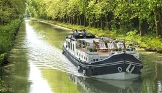 Barges in France, Bordeaux Cruise, Hotel Barge Saint Louis
