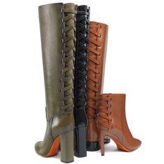 Корсетная шнуровка Santoni | Мода | Выбор VOGUE | VOGUE
