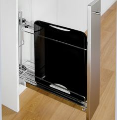 Peka 150mm Base Unit Pull-Out (Shelf & Tray Space) | Supplier - LDL Kitchen and Furniture Fittings & Accessories