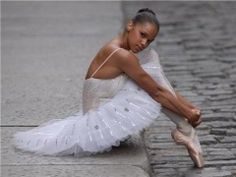 Twenty-eight year old Misty Copeland is the first black female soloist in two decades at the famous American Ballet Theater.