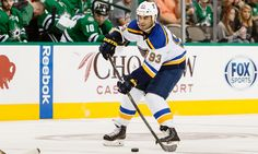 Scott Gomez is Hitting His Stride With the Blues - He may be at the tail end of his career, but Scott Gomez has plenty left in the tank to help the St. Louis Blues.....