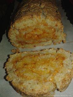 Receita de Torta de Amêndoa com Ovos-moles | Doces Regionais Tostadas, Quiche, French Toast, Recipies, Rolls, Sweets, Bread, Breakfast, Healthy