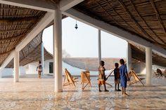 Imagen interior. Centro de artes THREAD por Toshiko Mori Architect. Fotografía © Iwan Baan, cortesía de Toshiko Mori. Señala encima de la imagen para verla más grande.