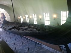 Viking ship in Oslo...saw it and it was spectacular!