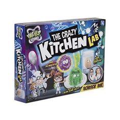 *SALE* NEW WEIRD SCIENCE THE CRAZY KITCHEN LAB SCIENCE GIFT SET BIRTHDAYS KIDS…