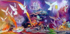 Siete trompetas del Apocalipsis/ Andrea Villaseñor