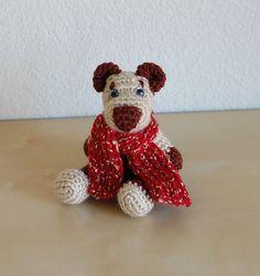 Amigurumi Teddy Bear TeddyBoy TeddyFamily collection by ZayaLosya, $20.00