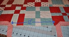Great Tutorial on how to bind a quilt! The Binding Tool makes it SO easy.