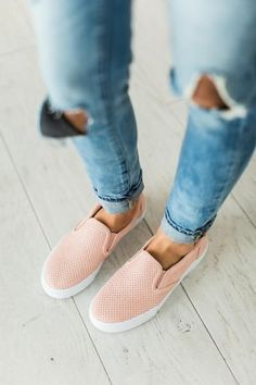 Cute Sneakers, pink, blush, shoes, footwear, spring, fashion, style