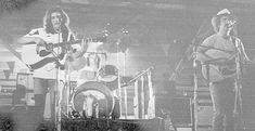 Glenn Frey, Don Henley & Bernie Leadon #eagles