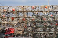 'Lobster Pots' City Photo, Pots, Louvre, Building, Places, Photography, Travel, Fotografie, Photograph