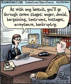 Bizarro Comic Strip for July 2014 Lawyer Quotes, Lawyer Humor, Funny Cartoons, Funny Memes, 9gag Funny, Memes Humor, Daily Cartoons, Hr Humor, Funny Quotes