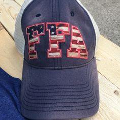 FFA American cap. #FFAstyle